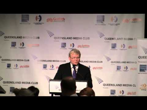 Address to the Queensland Media Club