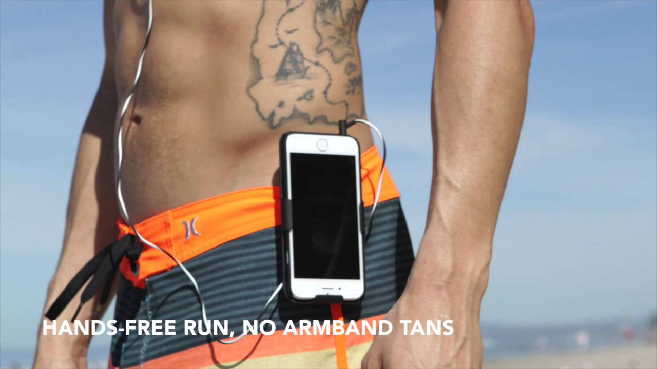new product 56e00 ffd58 Best iPhone 6 Case or iPhone 6 Plus Holster Case for Running, Gym,  Training. (Armband Alternative)