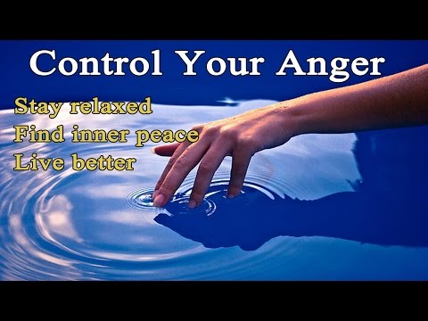 Dissolve Your Anger - Subliminal Binaural Beats Meditation For Anger Issues