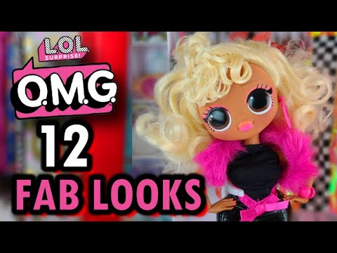 LOL Surprise OMG Doll Fashions - Wow!