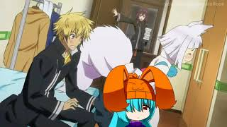 U Want Sum Lolis? https://www.youtube.com/LolisandTrapsandMORE Anime: Tokyo Ravens 東京レイヴンズ Episodes 4 and 5U Want Sum Lolis?