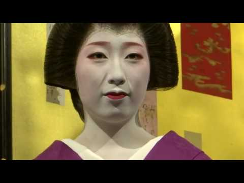 Interview with Maiko and Geisha at Kifune Shrine, Kyoto