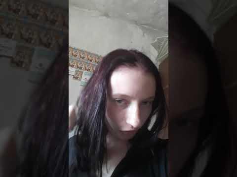 Мой новый цвет волос|Темный аметист