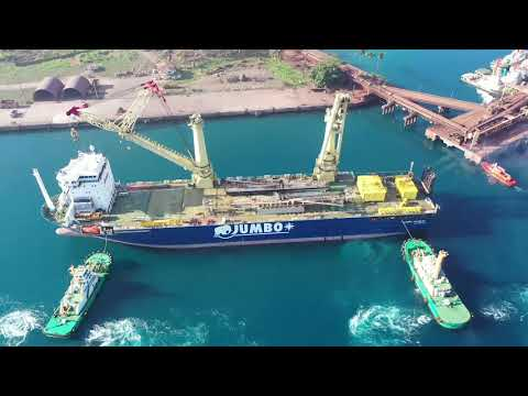 Jumbo 2019 Shipping & Offshore project compilation