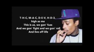 young wild & free Snoop Dogg & Wiz Khalifa ft. Bruno Mars lyrics HD