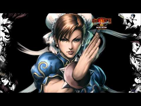 Street Fighter III 3rd Strike Online Edition Soundtrack - Jazzy NYC '99 ~Subway Station~