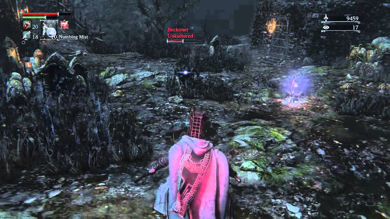 Bloodborne: Chikage (Weapon Review). Game Walkthrough