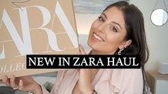 NEW IN ZARA HAUL | Love of Mode #zarahaul #zara