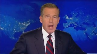 Brian Williams Apologizes For Stretching The Truth About Iraq War Trip