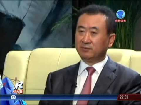 Homem mais rico da China vai construir estúdios de cinema   Jornal da Record -- News   R7 com
