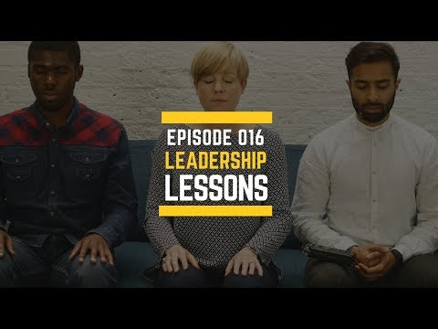Pressing Pause: Is Mindfulness Is A Must in 2018? || Leadership Lessons E016