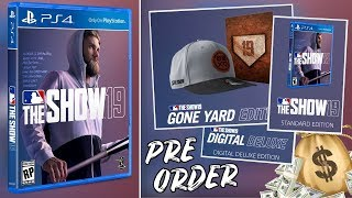 Which MLB The Show 19 Pre Order Should YOU Get? (PS4 Release date)