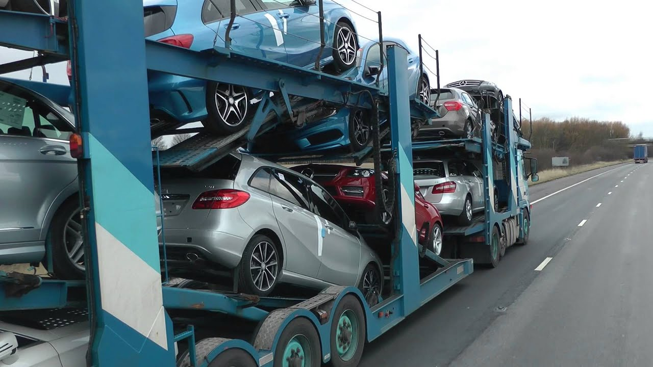 What Is Ecm In Car >> ECM (vehicle delivery service) Ltd, Car Transporter, Volvo