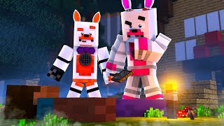 Will Funtime Foxy Find Out Who The Murderer Is? (Minecraft Fnaf Roleplay Adventure)