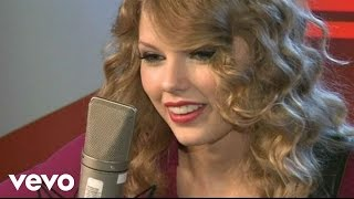 vuclip Taylor Swift - Mine (Live, BBC Radio 2 Session)