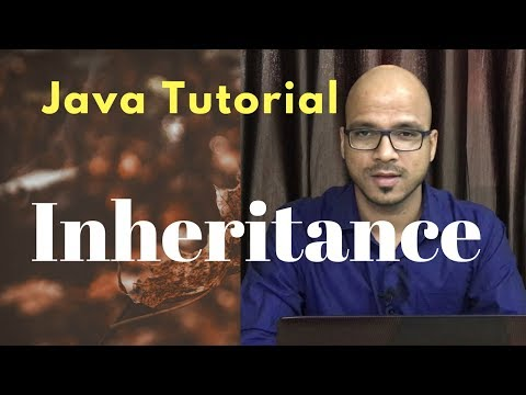 #6.1 Java Tutorial | Inheritance