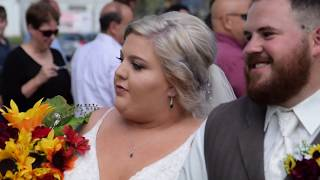 Shelby & Steven | Full Ceremony Video | Brookfield, OH