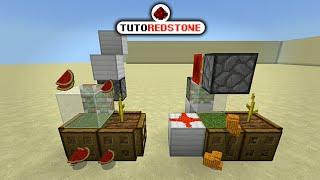 CARA MEMBUAT MELON & PUMPKIN FARM OTOMATIS! TUTOREDSTONE #12