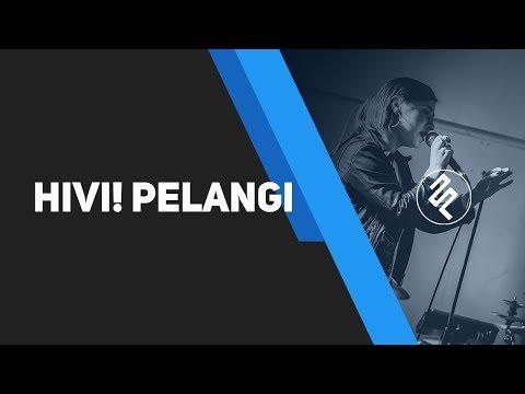 HIVI! - Pelangi Karaoke Piano Instrumental / Chord / Tutorial / Lirik
