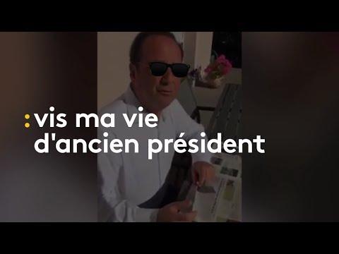 Les activités des présidents après avoir quitté l'Elysée - franceinfo