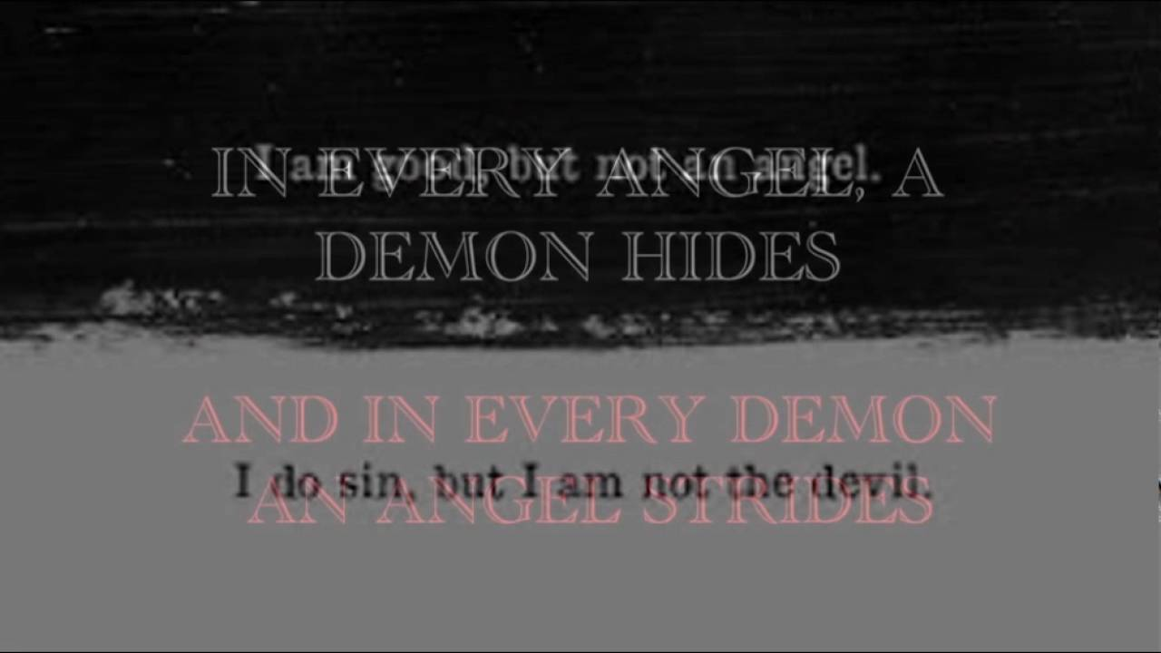 angel and devil quotes - photo #20