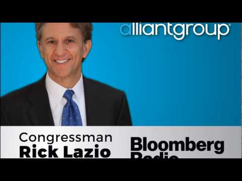 alliantgroup's Rick Lazio: Health Care Bill Defeat Creates Risk For Tax Reform