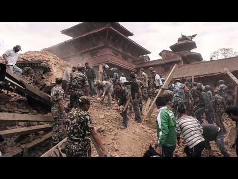 KTF News - Massive Earthquake Hits Nepal