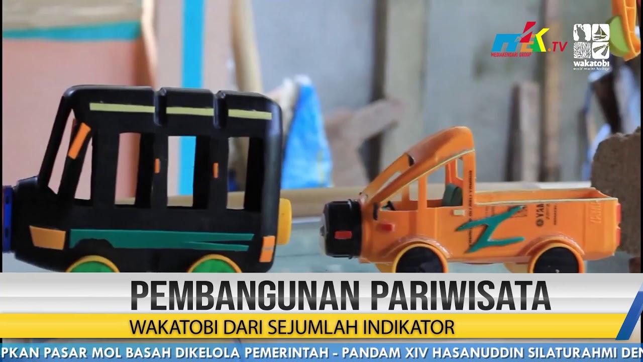 Pembangunan Pariwisata Wakatobi Dari Sejumlah Indikator