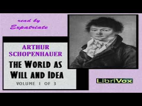 World As Will and Idea, Vol. 1 of 3 | Arthur Schopenhauer | Modern, Philosophy | Book | 1/12