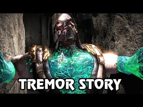 Let's Play Mortal Kombat X Deutsch #31 - Tremor Story Fatality X-Ray