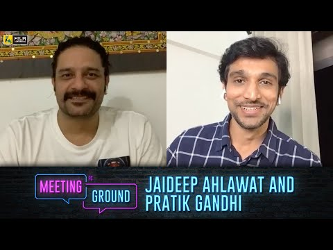 Pratik Gandhi & Jaideep Ahlawat | Scam 1992: The Harshad Mehta Story, Paatal Lok | Film Companion
