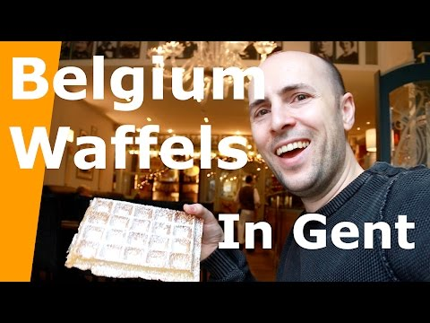 Best food and things to do in Ghent Belgium