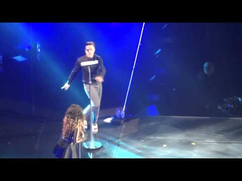 Up - Olly Murs ft Ella Eyre @ The O2, London | 03.05.15