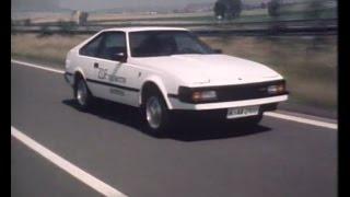 Autotest 1982 - Toyota Celica Supra