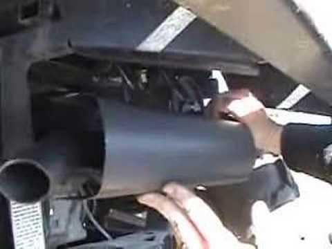 Benz Silencer Test For Yamaha Rhino