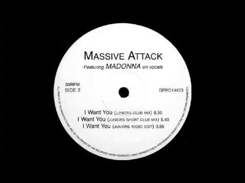 Madonna - I Want You (Warren Rigg/Junior Vasquez Mix)!