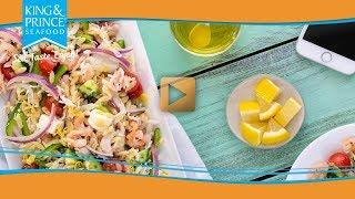 Seafood Sensations Orzo Salad