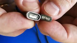 Внимание! Короткое замыкание, шнур для зарядки телефона на магните