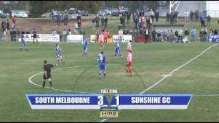 smfcTV 2010 (R11) :: South Melbourne v Sunshine George Cross