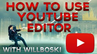 How To Use Youtube Video Editor Tutorial(How To Use Youtube Video Editor Tutorial. How to edit your video on youtube. This Video that will help you get your videos edited using Youtube video editor, ..., 2014-09-01T10:53:30.000Z)