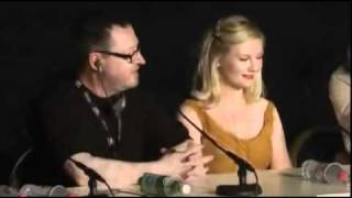 lars von trier cannes NAZI (?) press conference