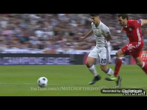 Real vs Bayer ALL GOALS!!!