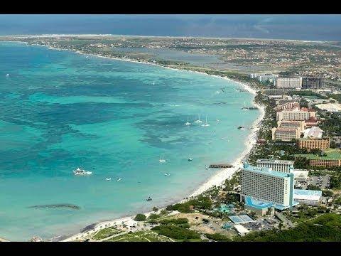 Aruba, Dutch West Indies - The Happy Island