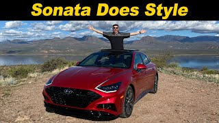 All In On Style | 2020 Hyundai Sonata Full Review