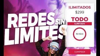 Probando Internet Ilimitado con Virgin Mobile!!!