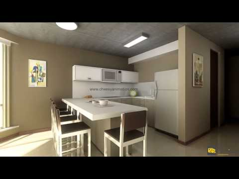 3D Architectural Visualization Company | Architectural 3D Animations