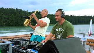 Download Infinity - Saxophone Live from Augustow City boat party Mp3 and Videos