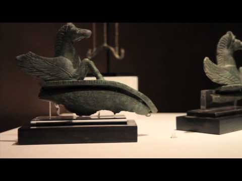 """""""The Horse in Antiquity"""" exhibition at Phoenix Ancient Art NY"""