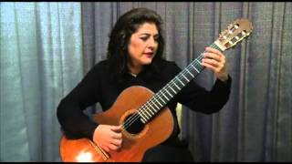 Mallorca - Isaac Albeniz.   Classical Guitar Collection with Lily Afshar