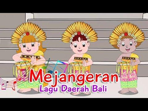 MEJANGERAN | Diva Bernyanyi | Lagu Daerah Bali | Lagu Anak Channel